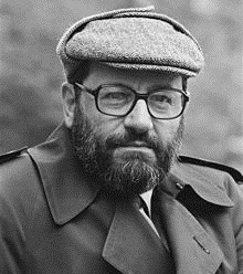 Umberto Eco. Picture source: Wikipedia.org