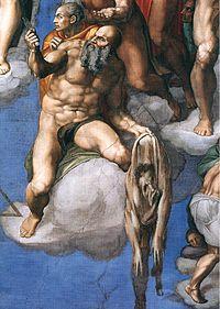 Picture courtesy: Wikipedia.org - Giudizio Universale di Michelangelo