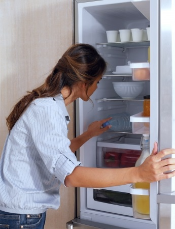 Fridge. Picture source 123rf.com