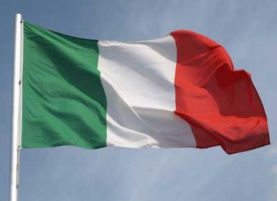 I colori della bandiera italiana e i colori italiani for Bandiera di guerra italiana