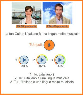Maria e Franco, le tue guide alla pronuncia su CyberItalian