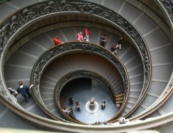 Scala Musei Vaticani, source 123rf.com